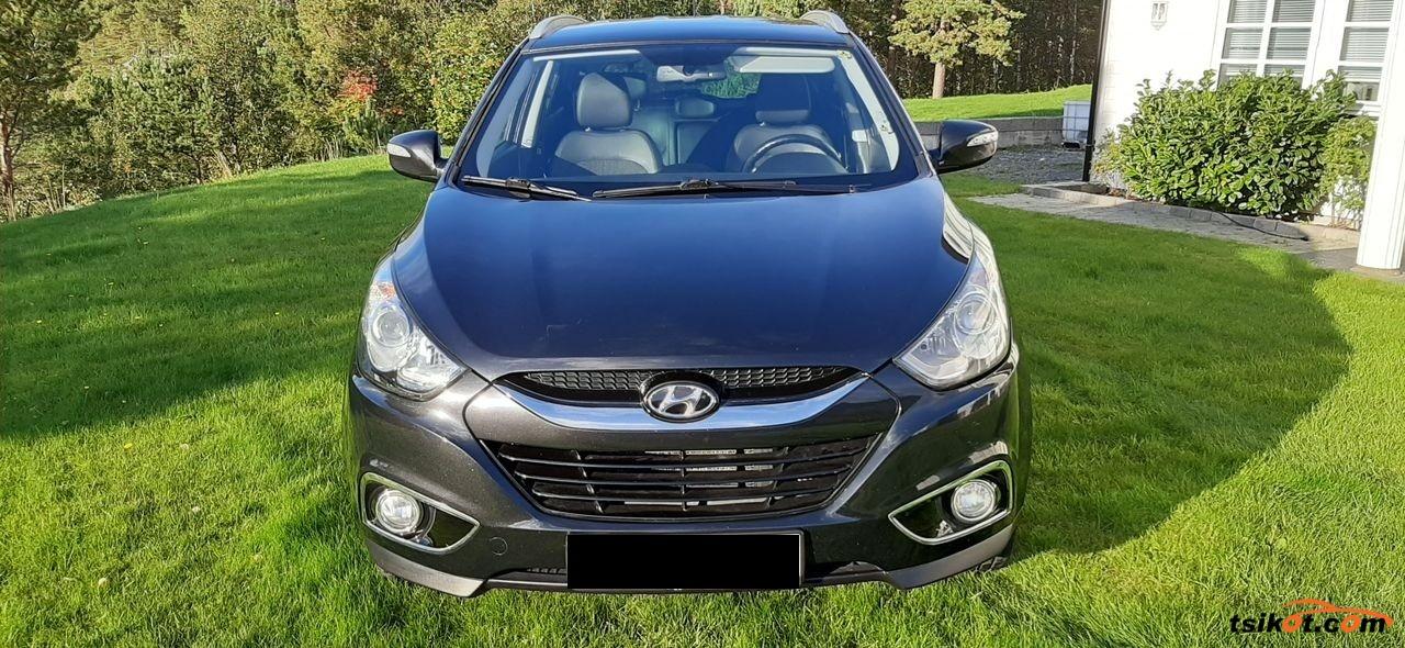 Hyundai Ix35 2011 - 4