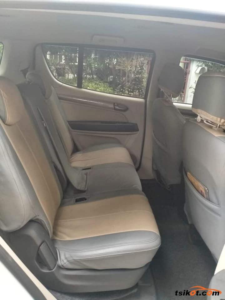 Chevrolet Blazer 2014 - 2
