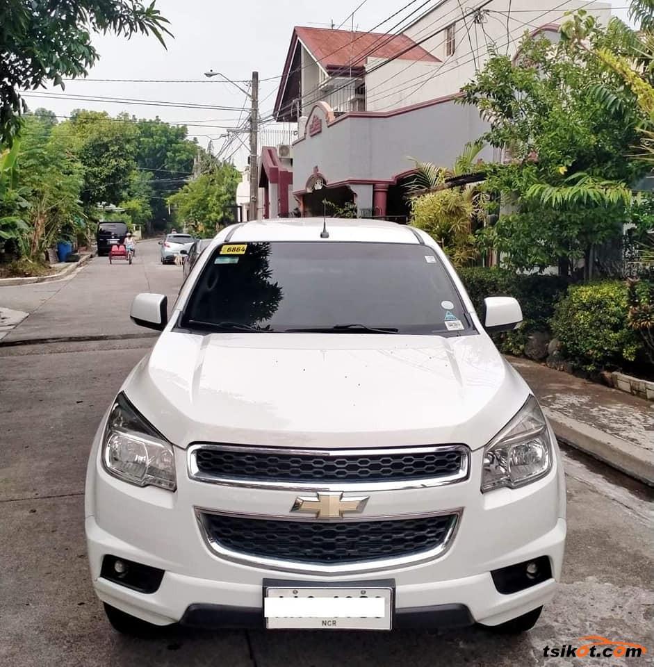Chevrolet Blazer 2014 - 4