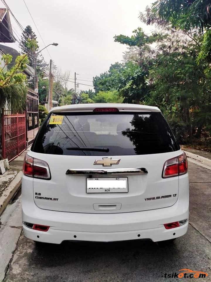 Chevrolet Blazer 2014 - 5