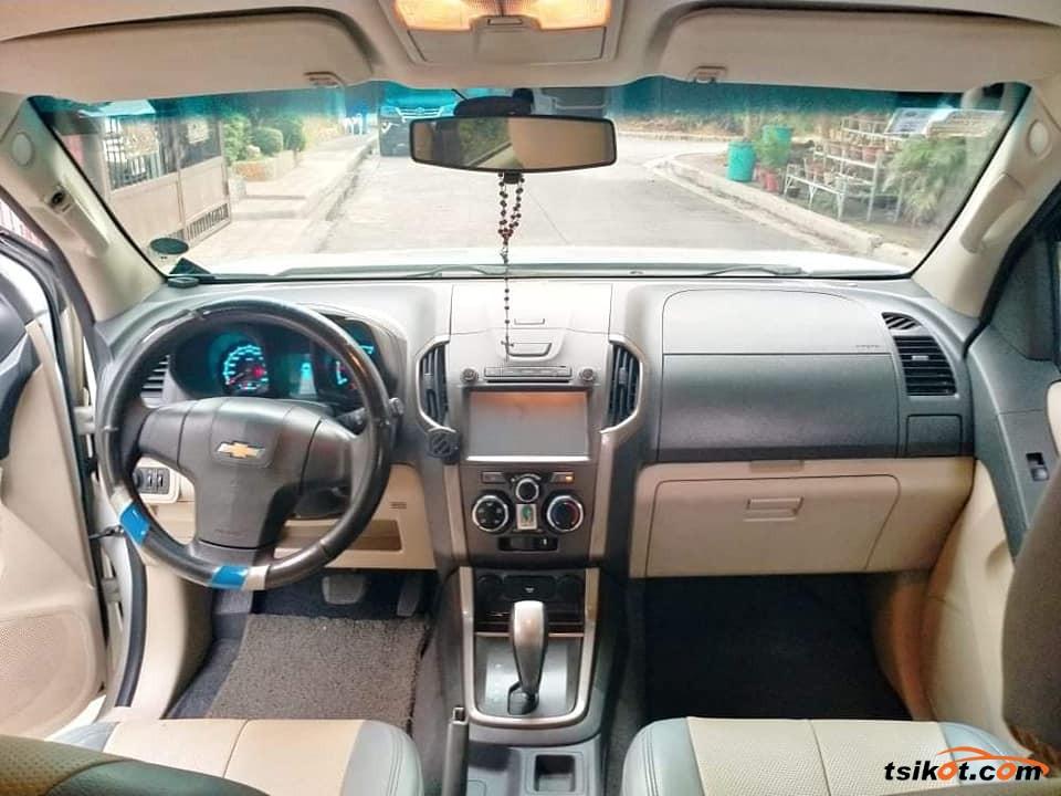 Chevrolet Blazer 2014 - 6