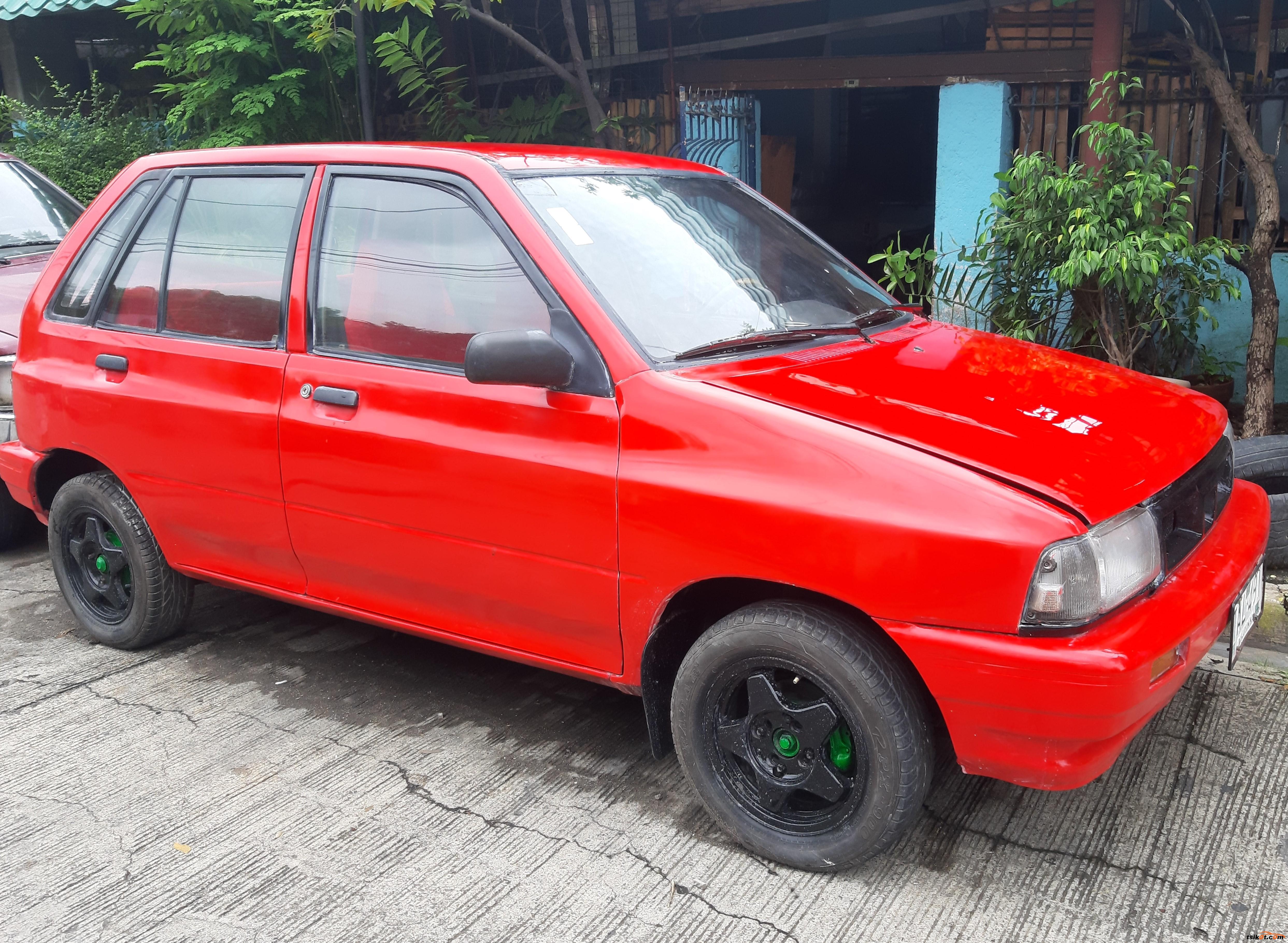 Kia Pride Wagon 1999 - 1