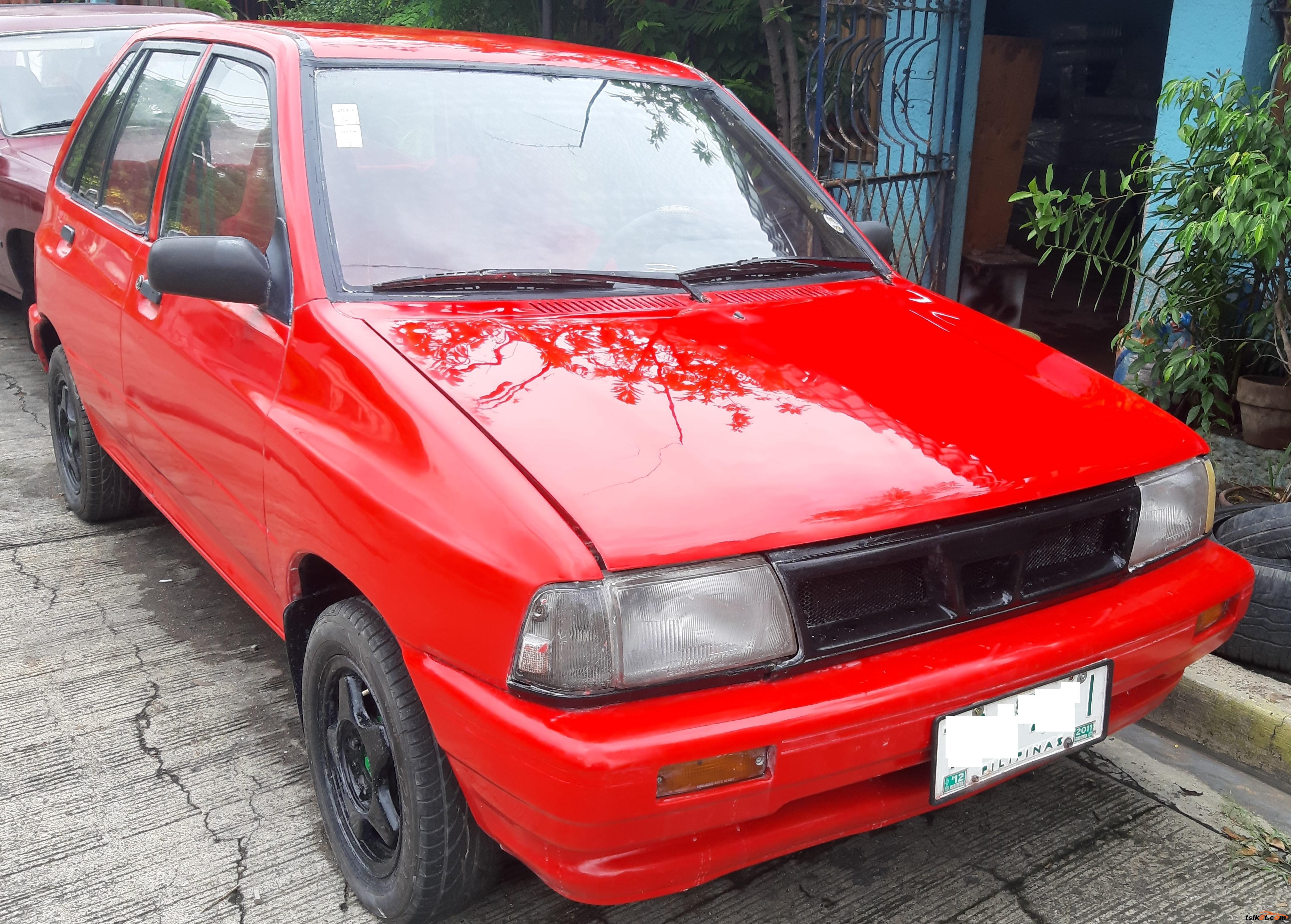 Kia Pride Wagon 1999 - 2