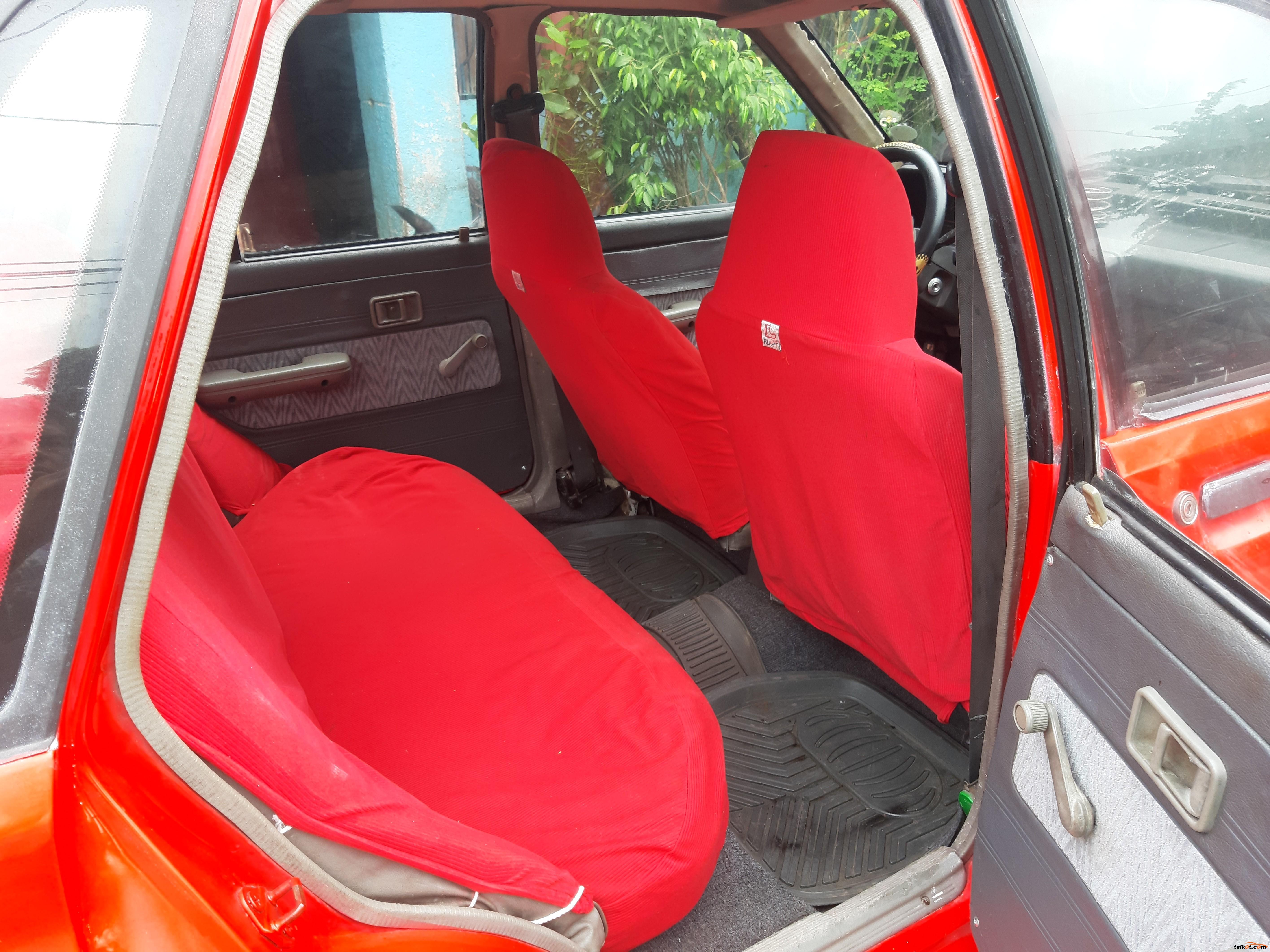 Kia Pride Wagon 1999 - 6
