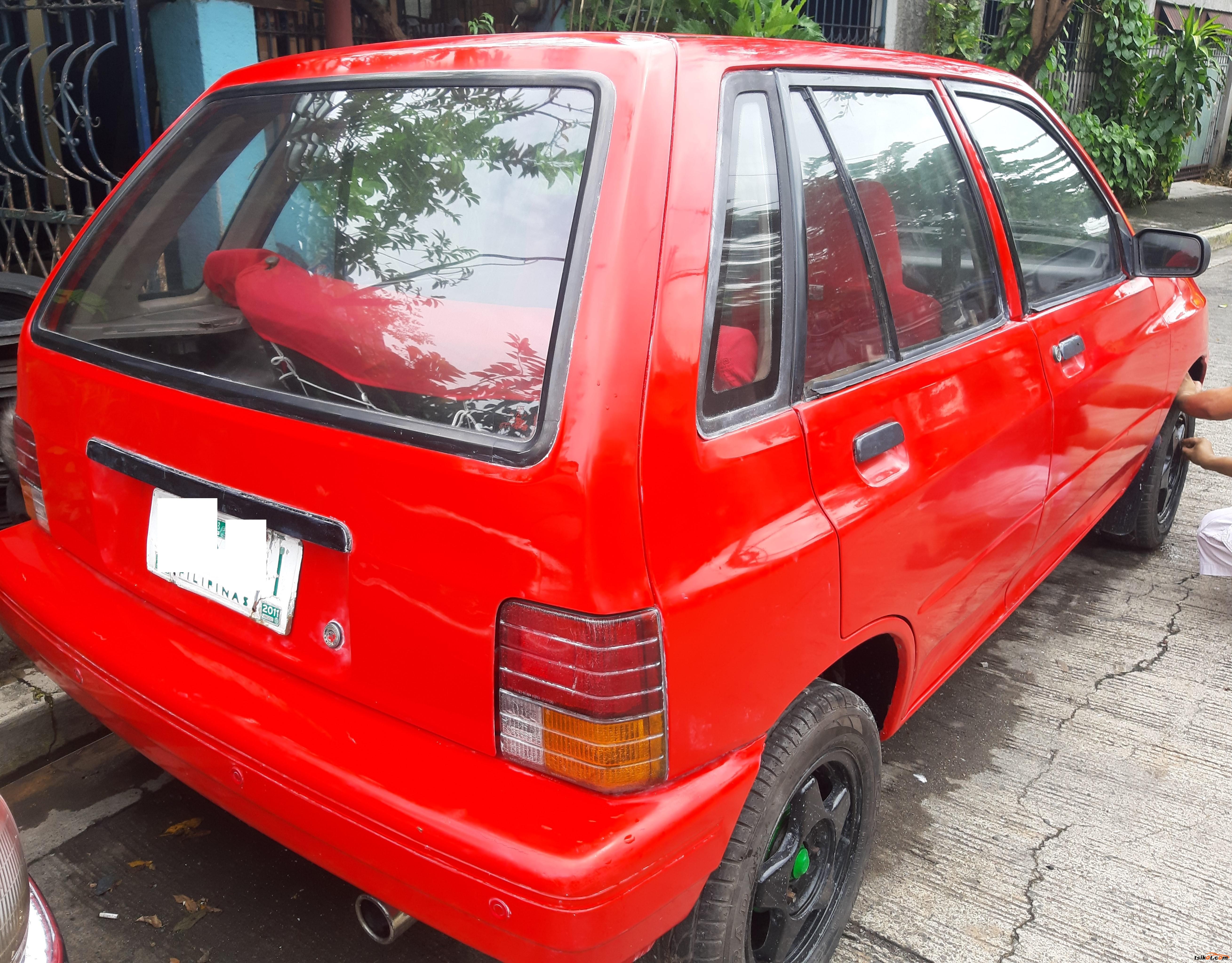 Kia Pride Wagon 1999 - 7