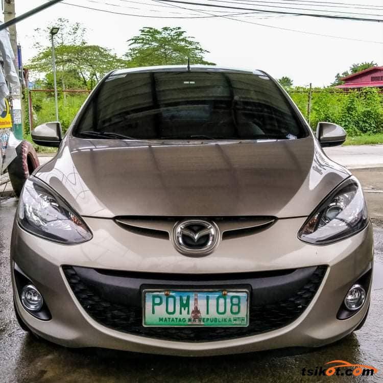 Mazda 2 2012 - 1