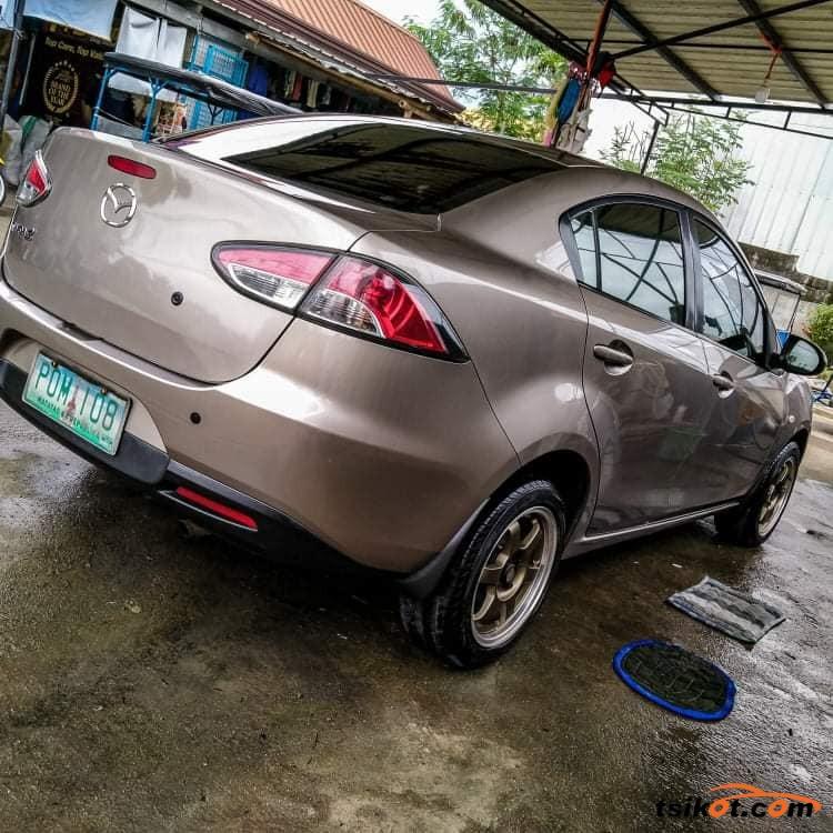 Mazda 2 2012 - 2