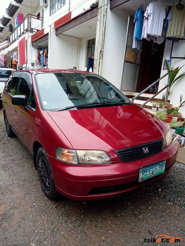 Honda Odyssey 2008 - 1