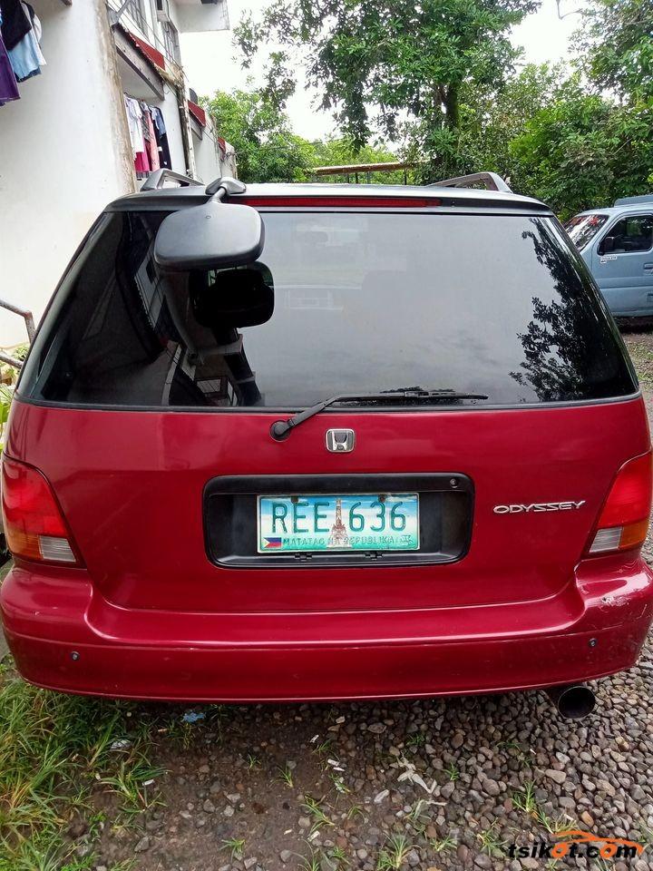 Honda Odyssey 2008 - 3