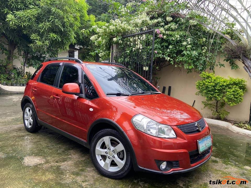 Suzuki Sx4 2012 - 2