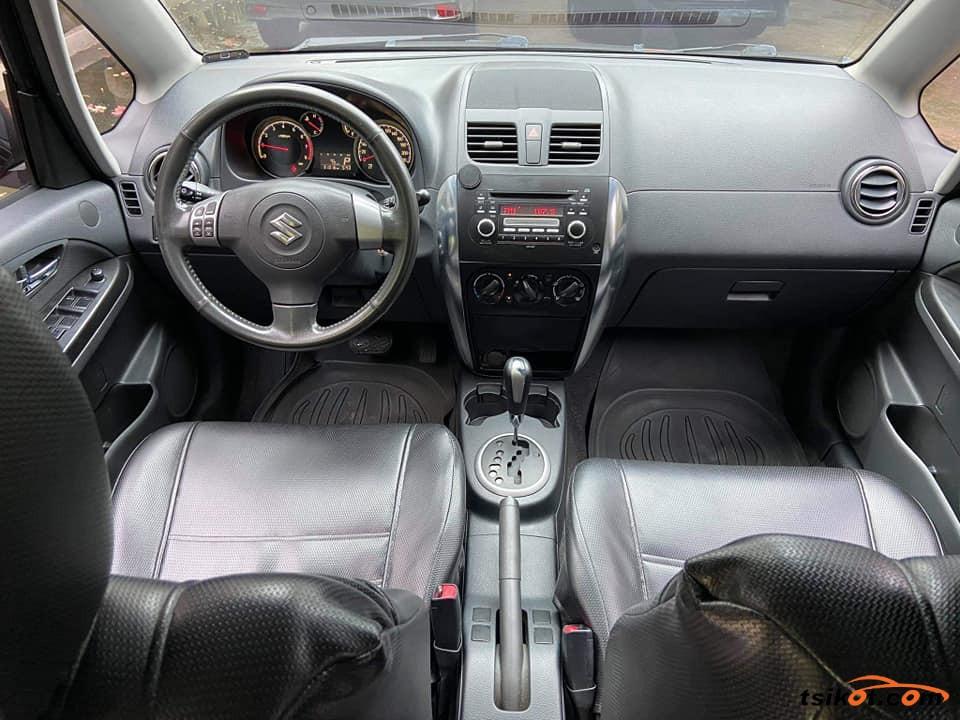 Suzuki Sx4 2012 - 4