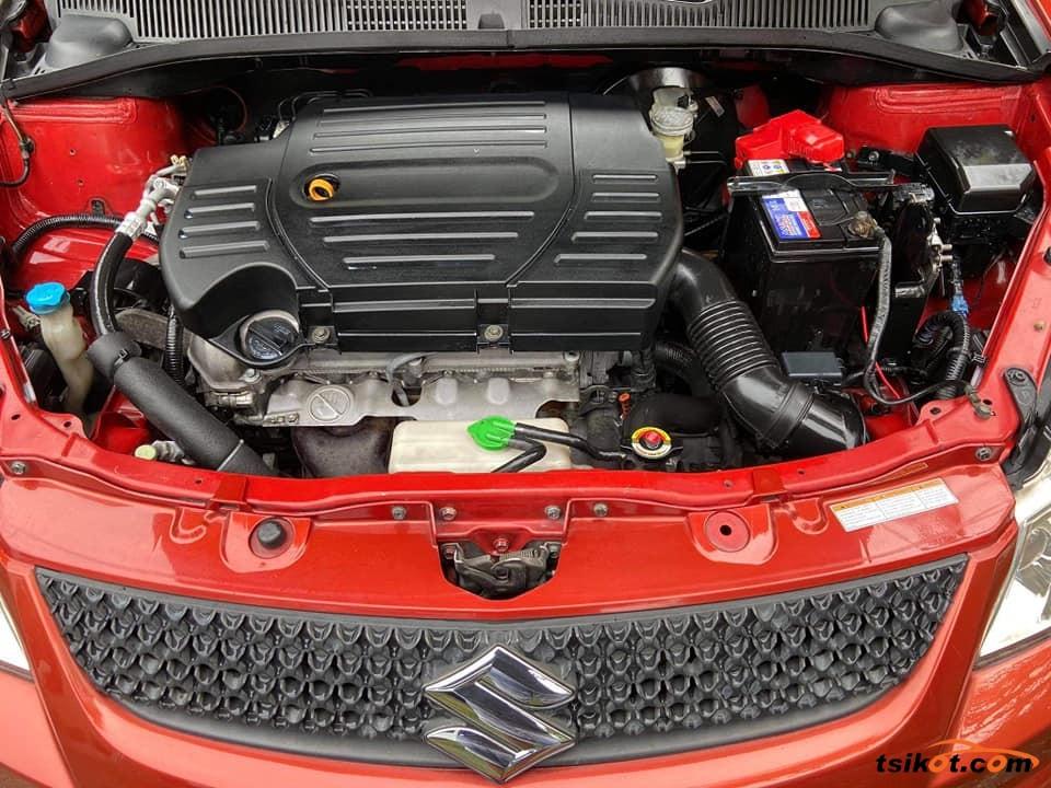 Suzuki Sx4 2012 - 7