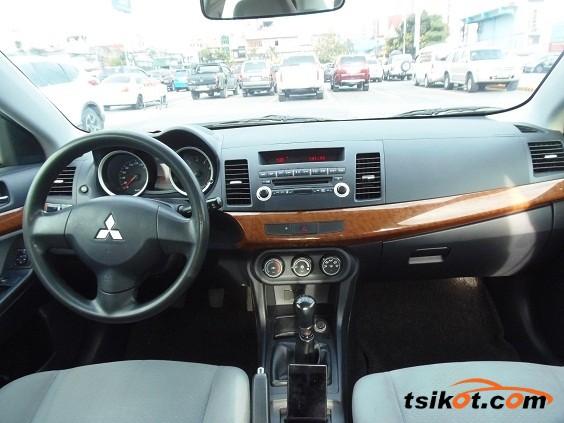 Mitsubishi Lancer 2010 - 2