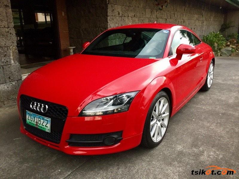 Audi Tt 2008 - 1