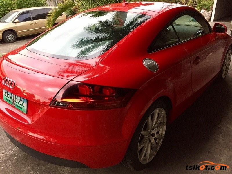 Audi Tt 2008 - 2