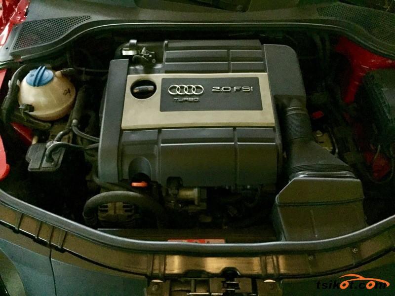 Audi Tt 2008 - 4