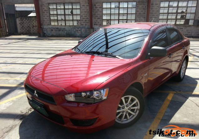 Mitsubishi Lancer 2011 - 2