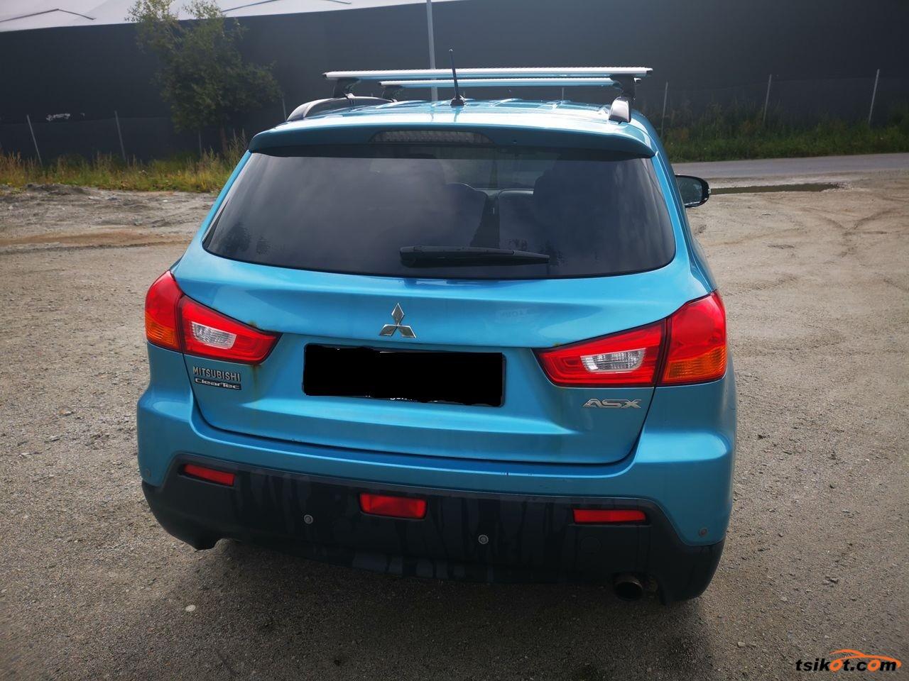Mitsubishi Asx 2011 - 6