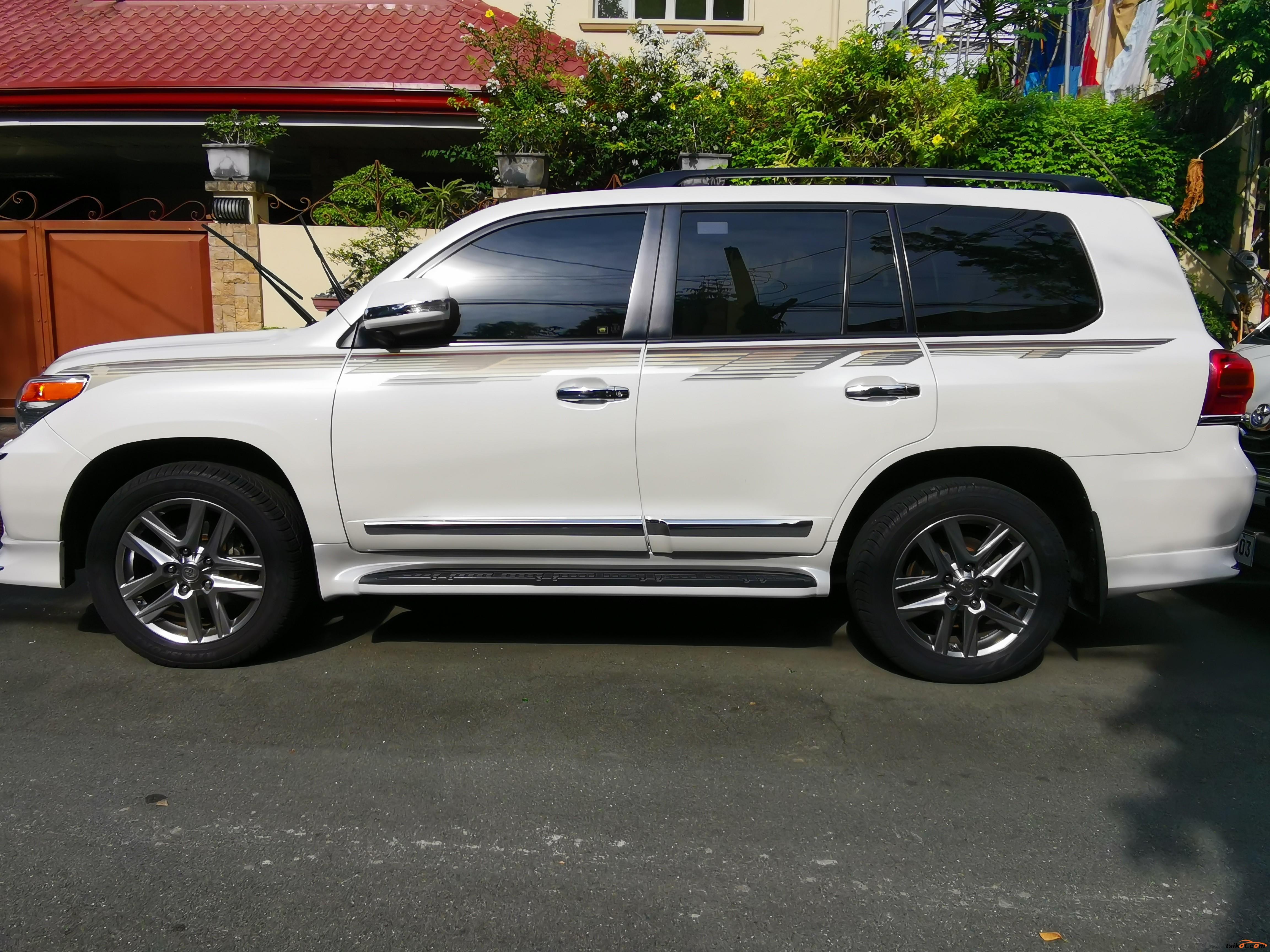 Toyota Land Cruiser 2015 - 1