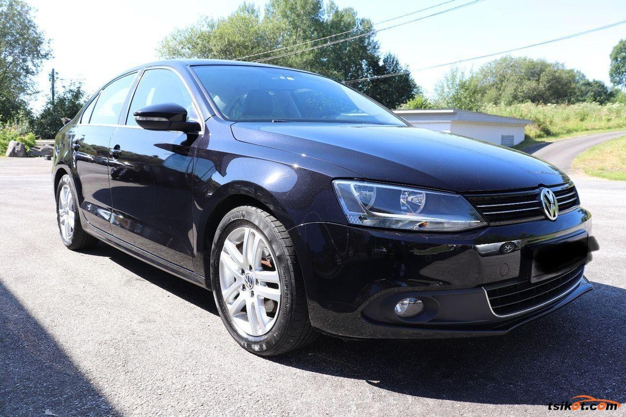 Volkswagen Jetta 2012 - 1