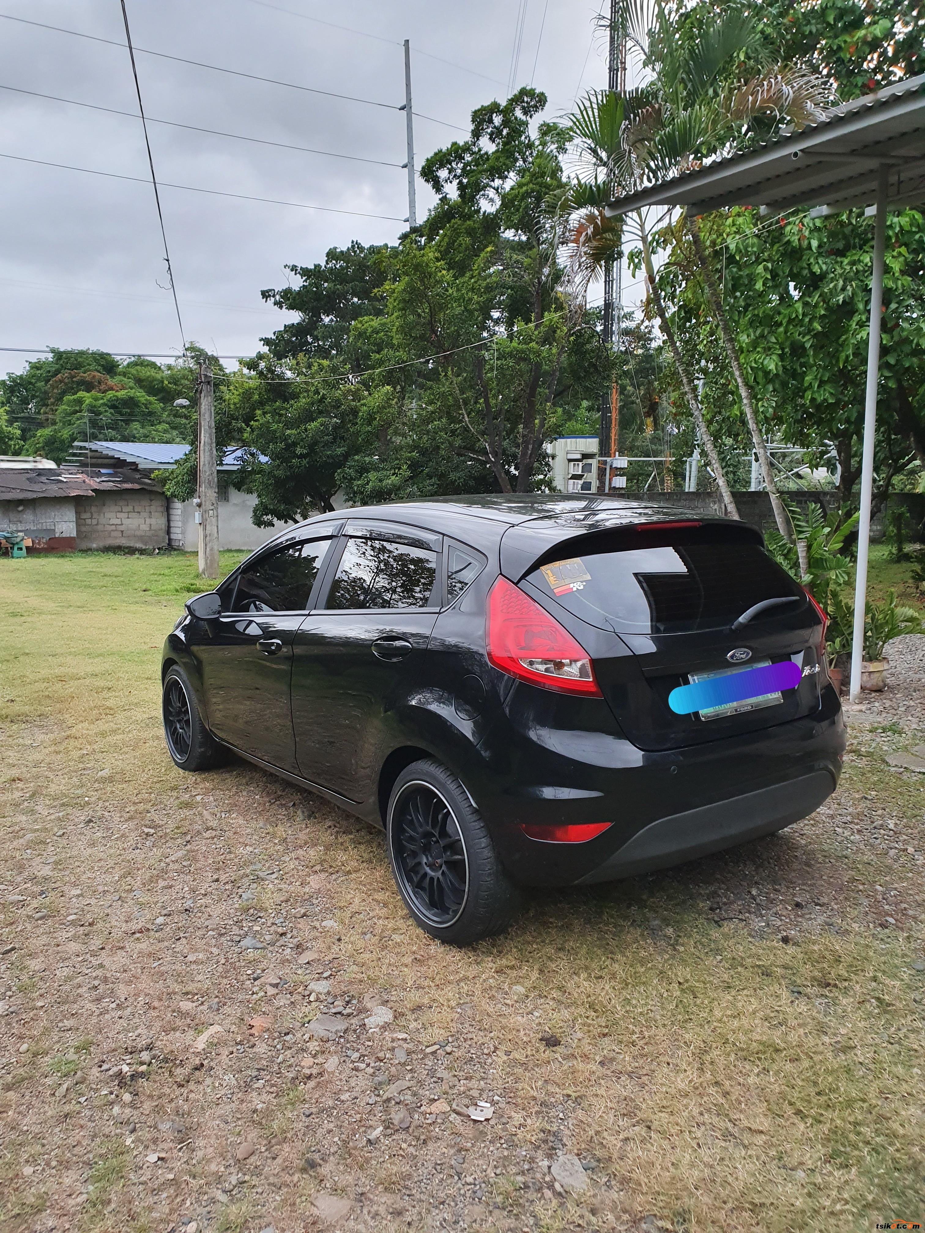 Ford Fiesta 2013 - 2