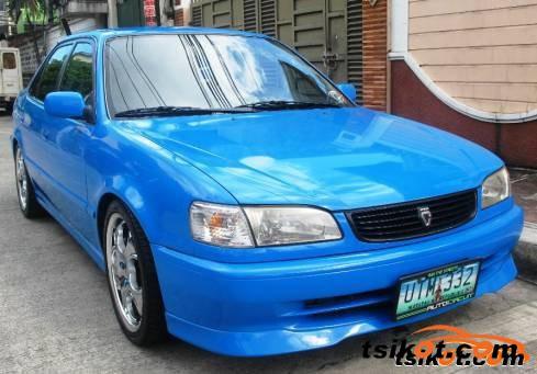 Toyota Corolla 1998 - 3