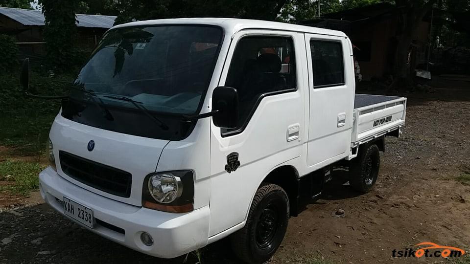 Kia K2700 2008 - 2