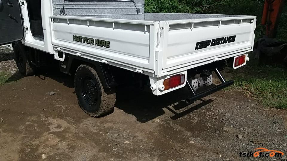Kia K2700 2008 - 4