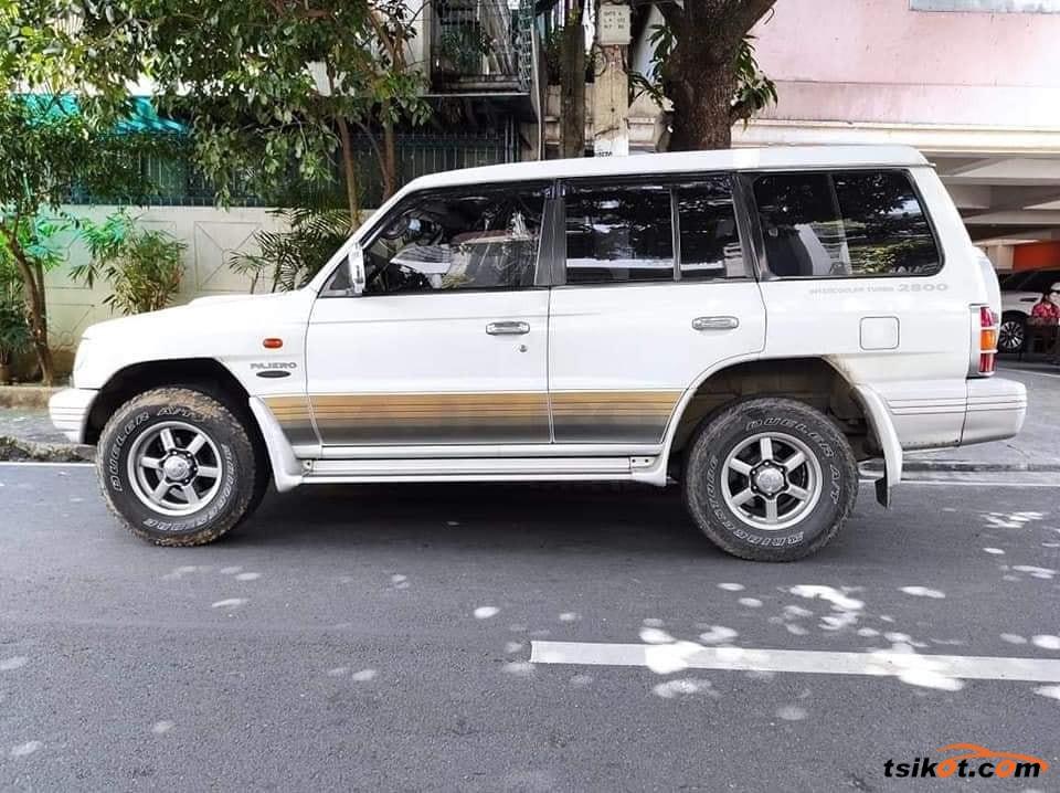 Mitsubishi Pajero 2006 - 3