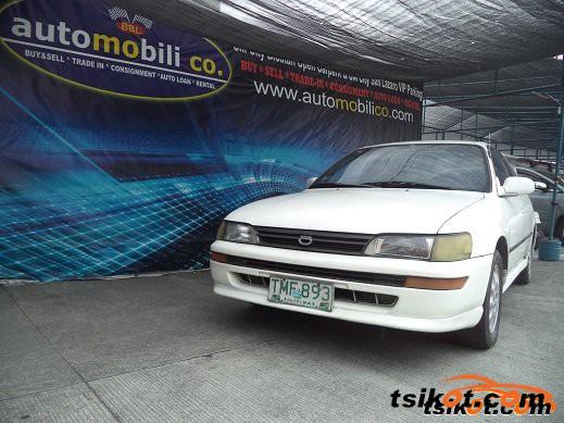 Toyota Corolla 1994 - 1