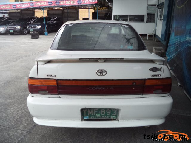 Toyota Corolla 1994 - 5