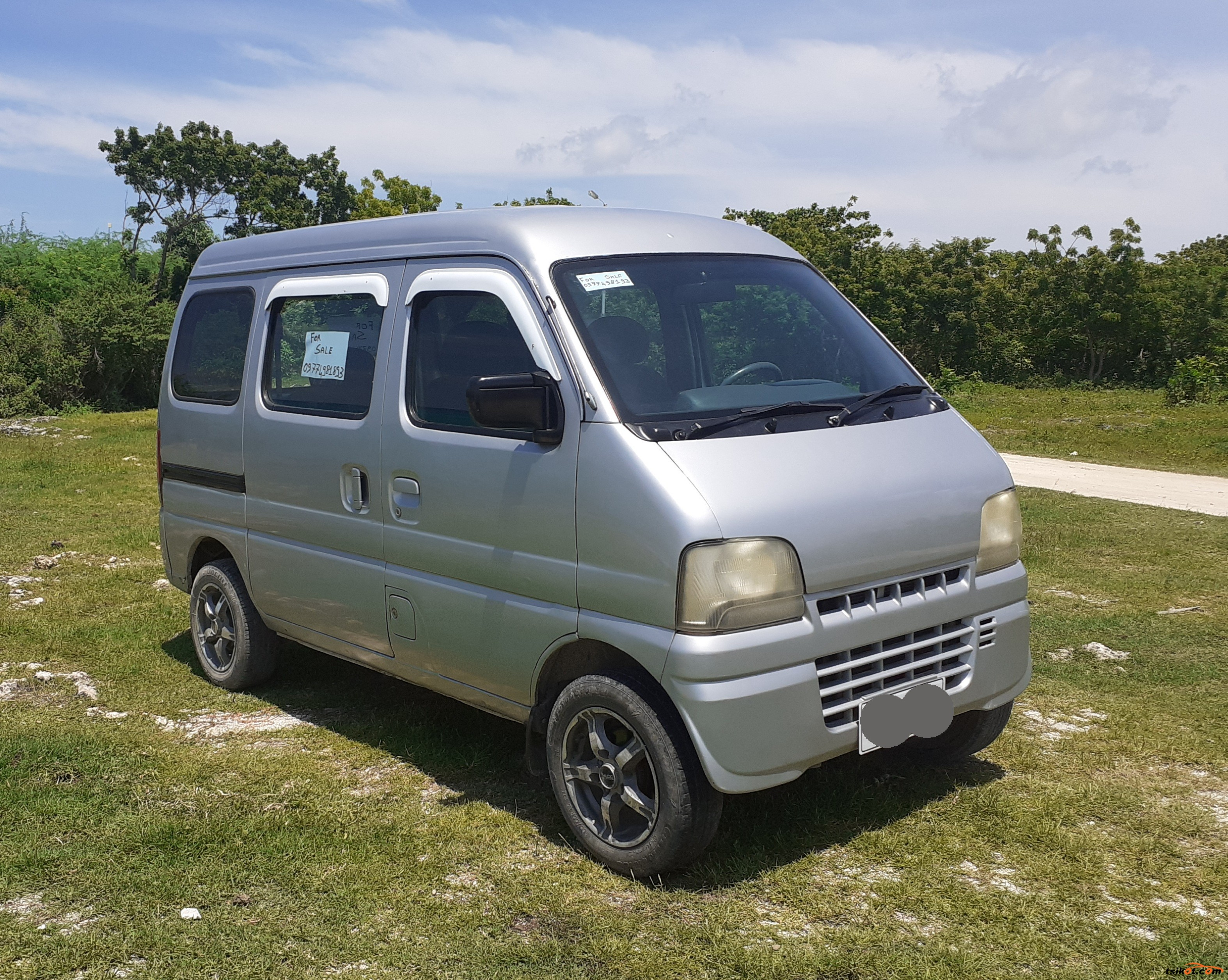 Suzuki Multi-Cab 2016 - 2