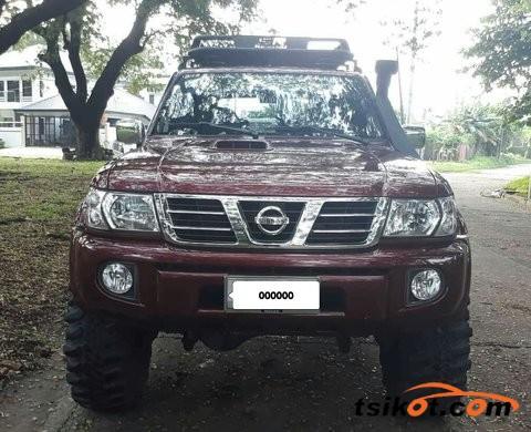 Nissan Patrol 2005 - 2