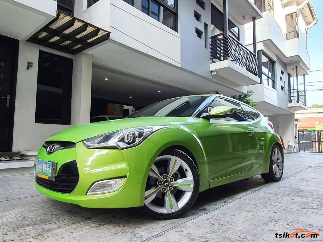 Hyundai Veloster 2012 - 1