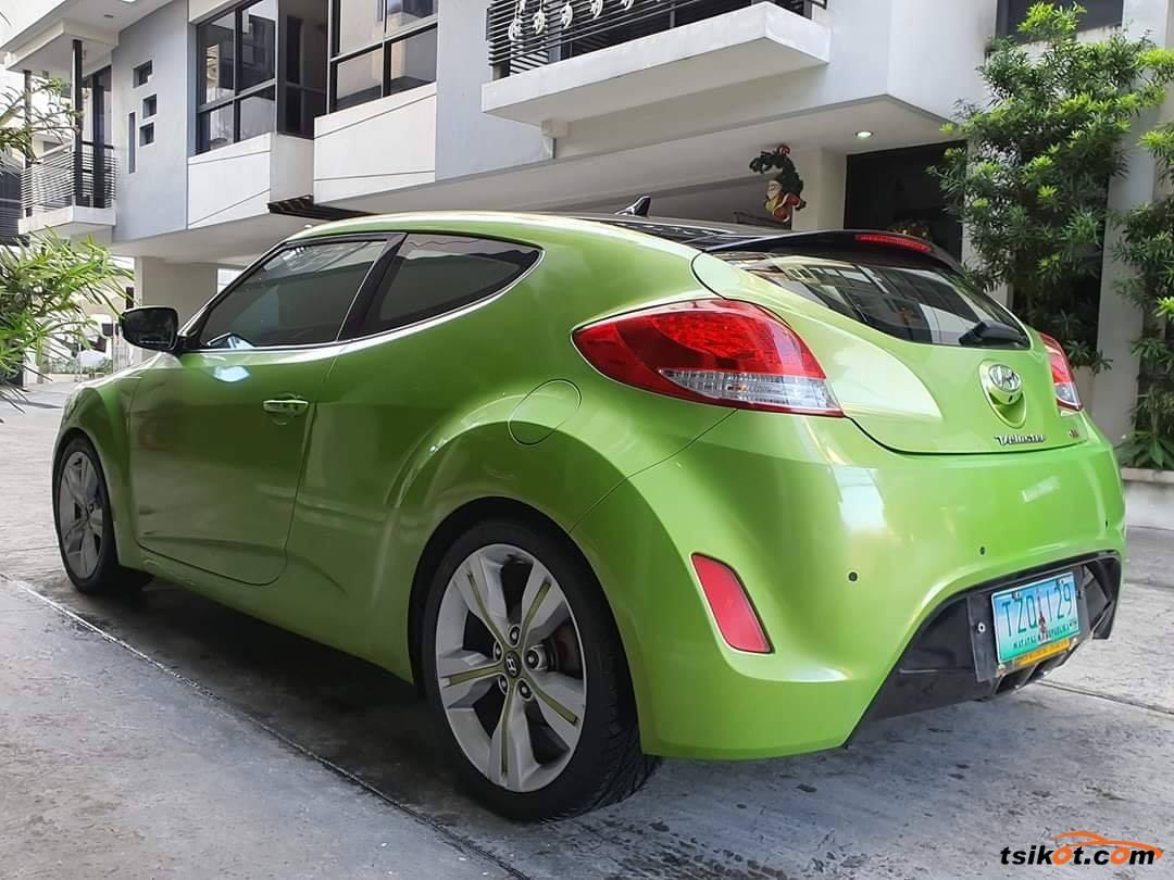 Hyundai Veloster 2012 - 2