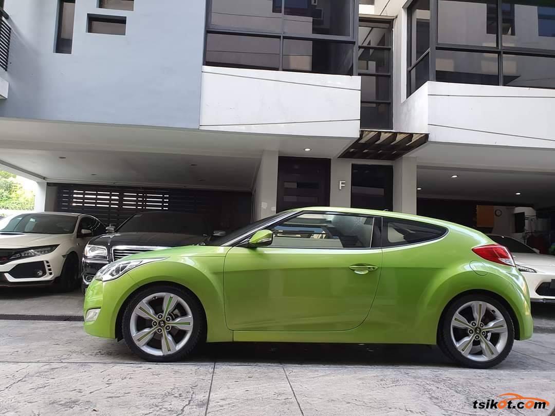 Hyundai Veloster 2012 - 3