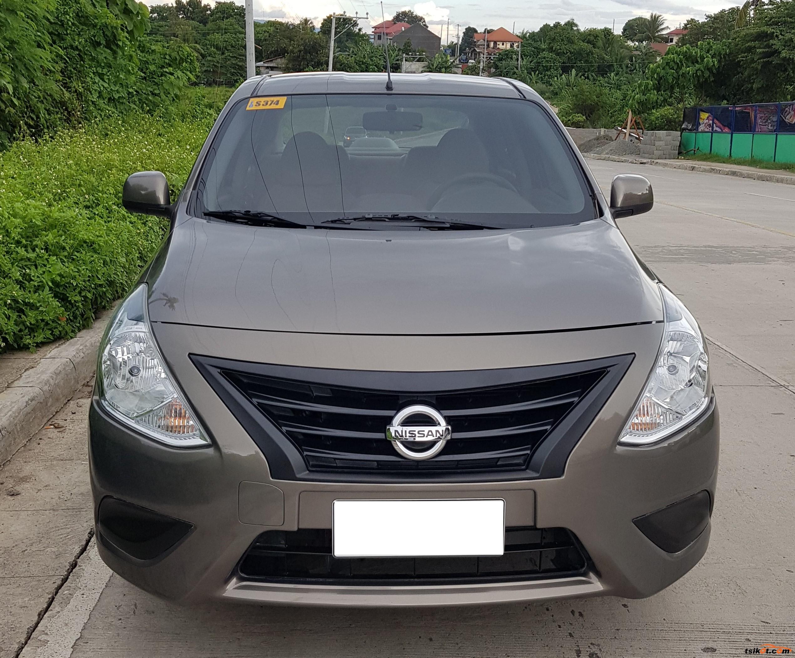 Nissan Almera 2018 - 1