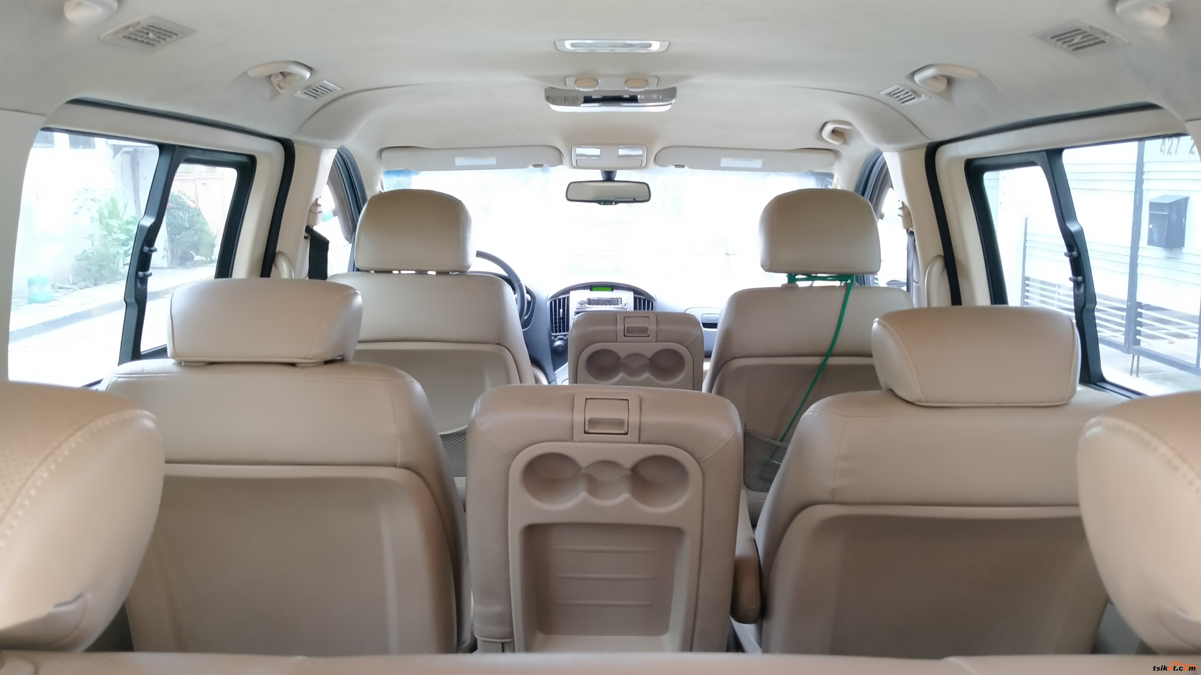 Hyundai Starex 2009 - 4