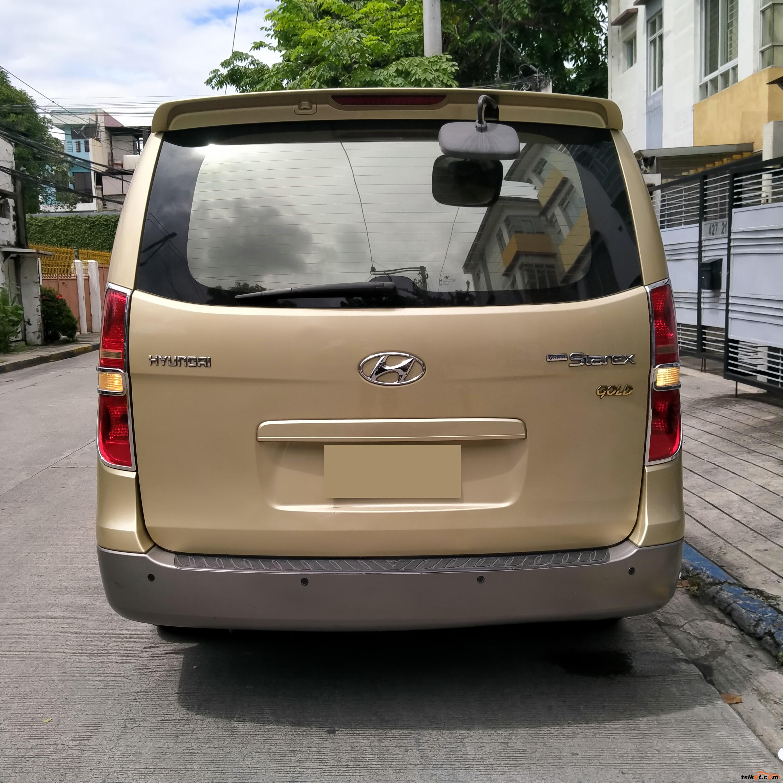 Hyundai Starex 2009 - 7