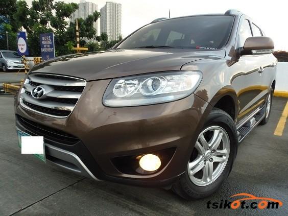 Hyundai Santa Fe 2012 - 1