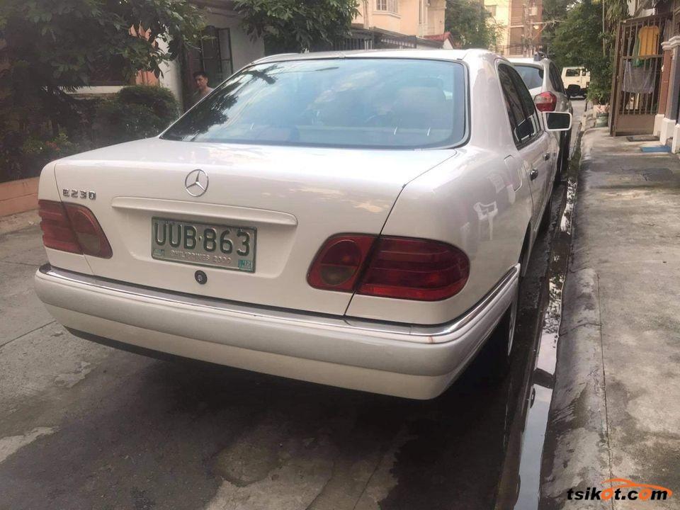 Mercedes-Benz E420 1998 - 4