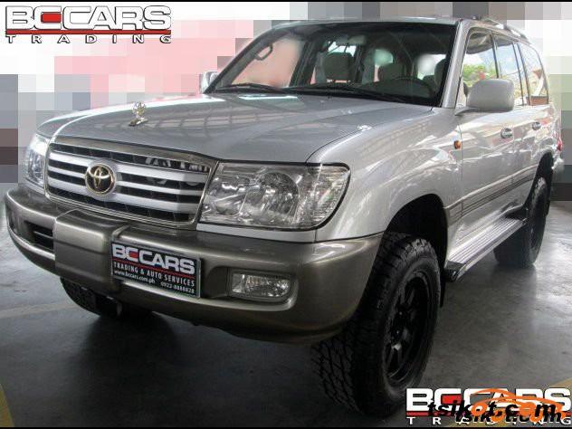 Toyota Land Cruiser 2007 - 2