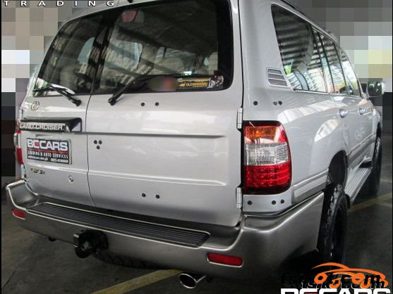 Toyota Land Cruiser 2007 - 3