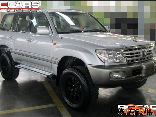 Toyota Land Cruiser 2007 - 6