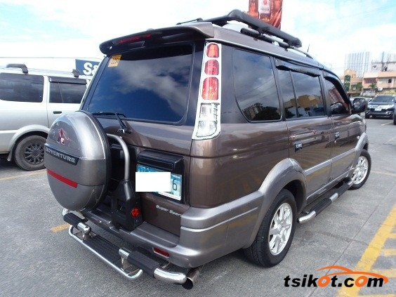 Mitsubishi Adventure 2014 - 2