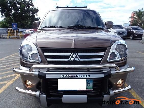 Mitsubishi Adventure 2014 - 3