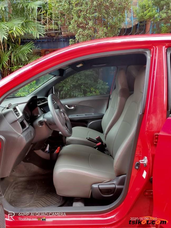 Honda Brio 2018 - 4