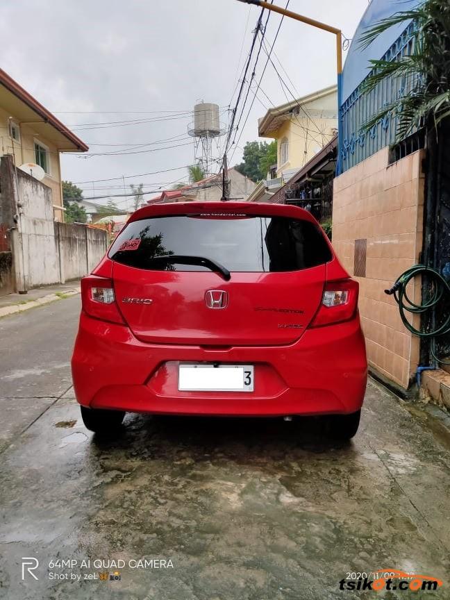Honda Brio 2018 - 5