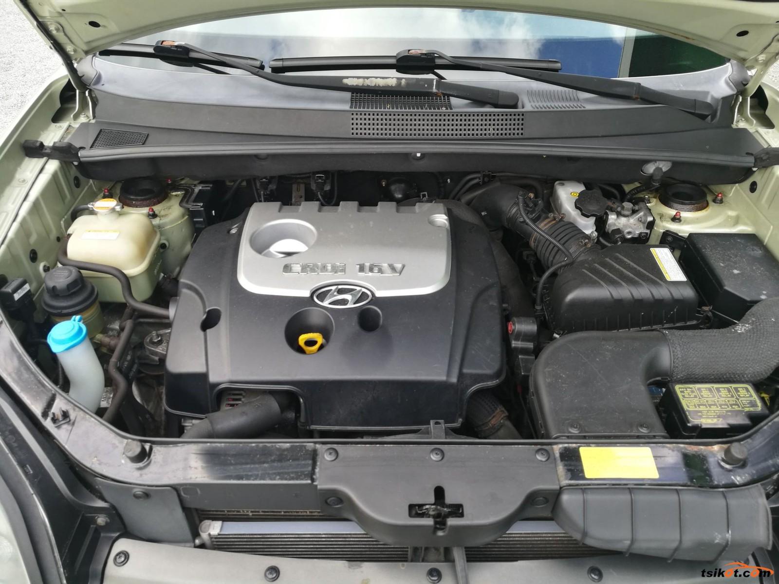 Hyundai Tucson 2005 - 10
