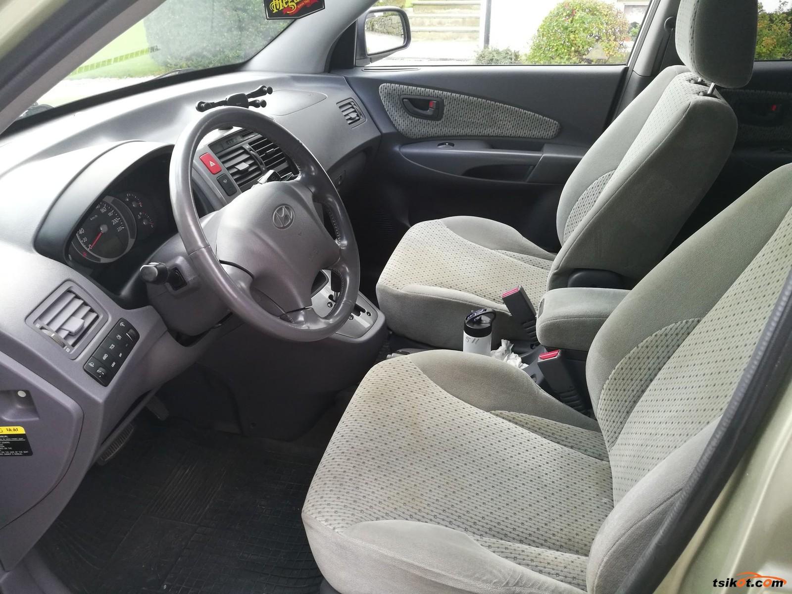 Hyundai Tucson 2005 - 7